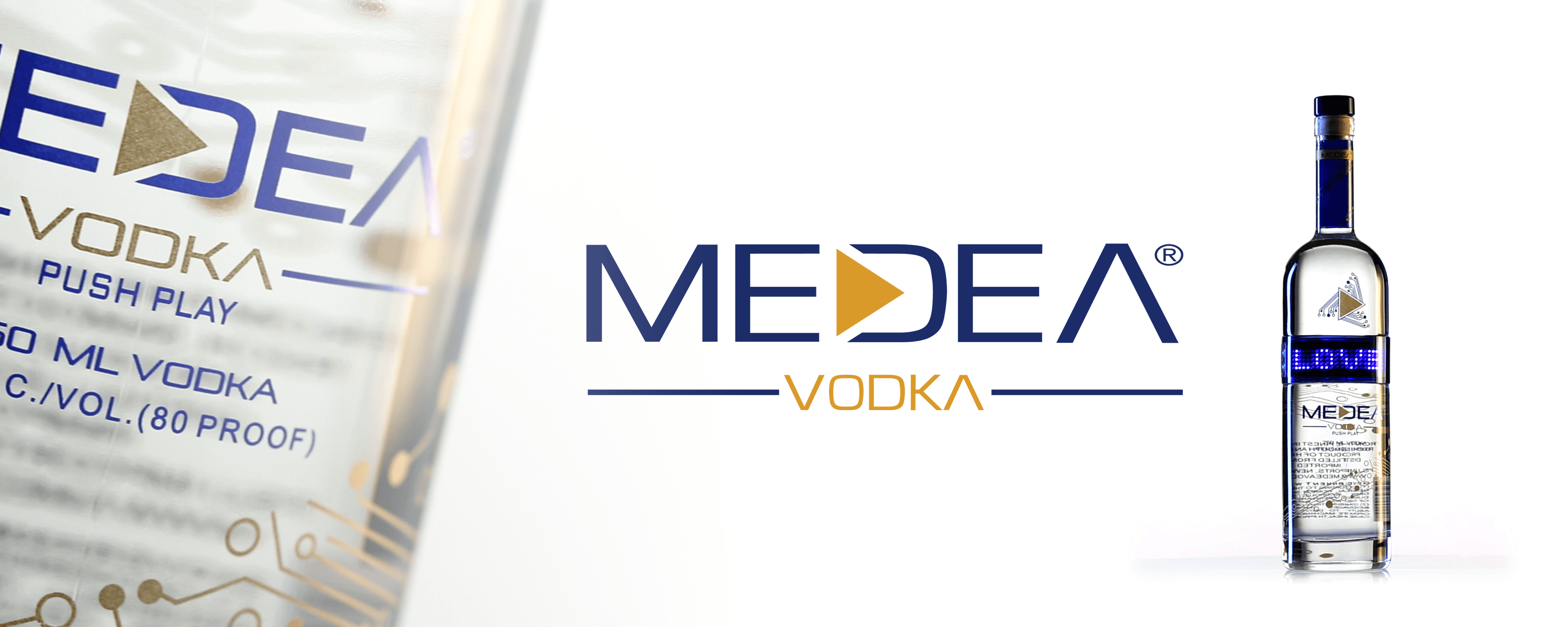 MEDEA Vodka @ Paradox